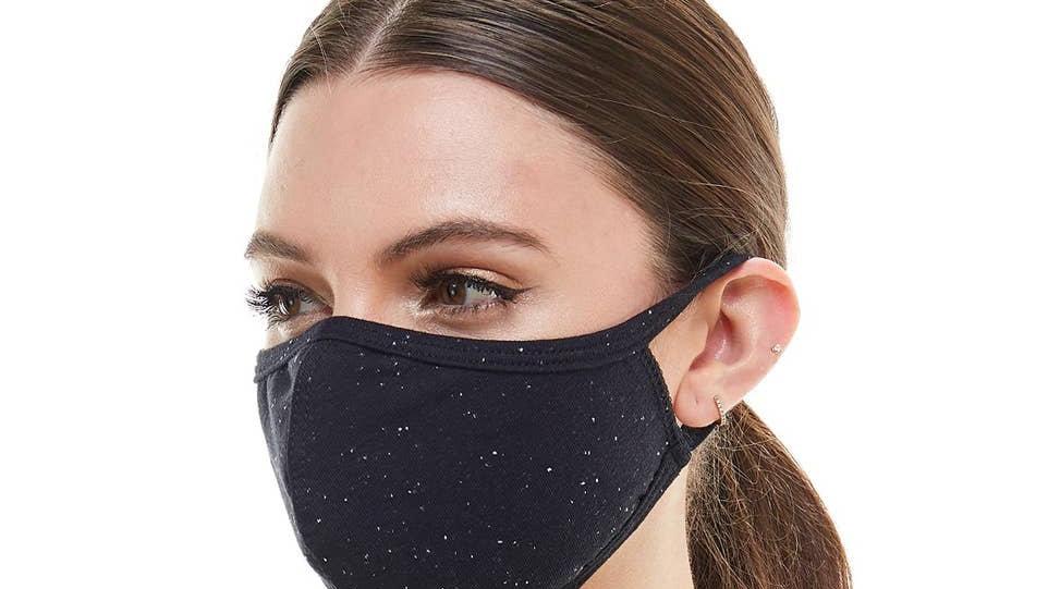 Face mask fashion mask washable reusable fabric face mask
