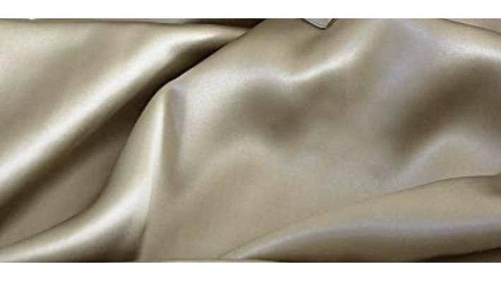Taupe Silk Pillowcase 25 momme