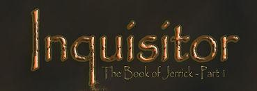 Inquisitor Banner G J Reilly.