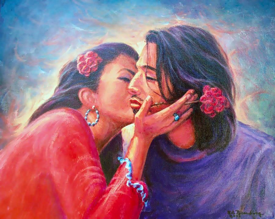 povo cigano na linha do amor