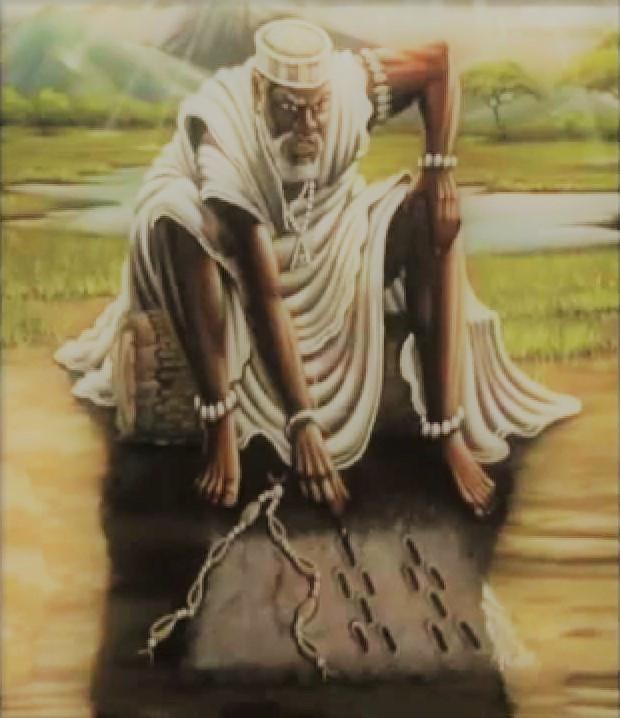 Odu Obará - Deus da Prosperidade e Riqueza