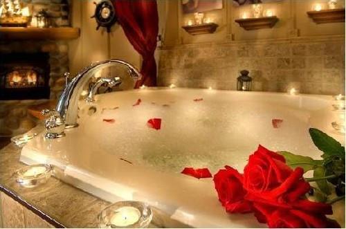 Banho para atrair o amor