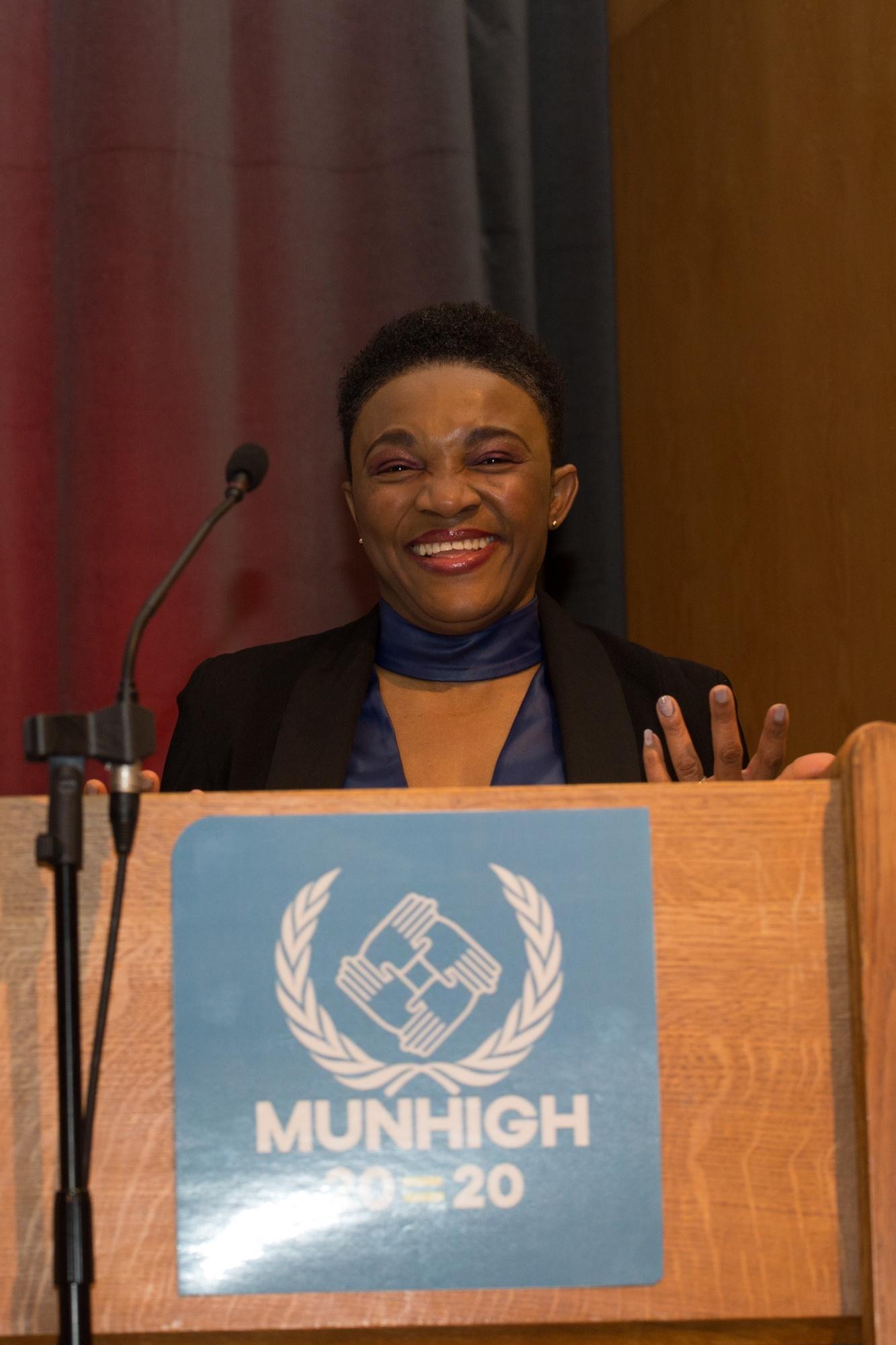 Guest Speaker - Dr Sylvia Likambi