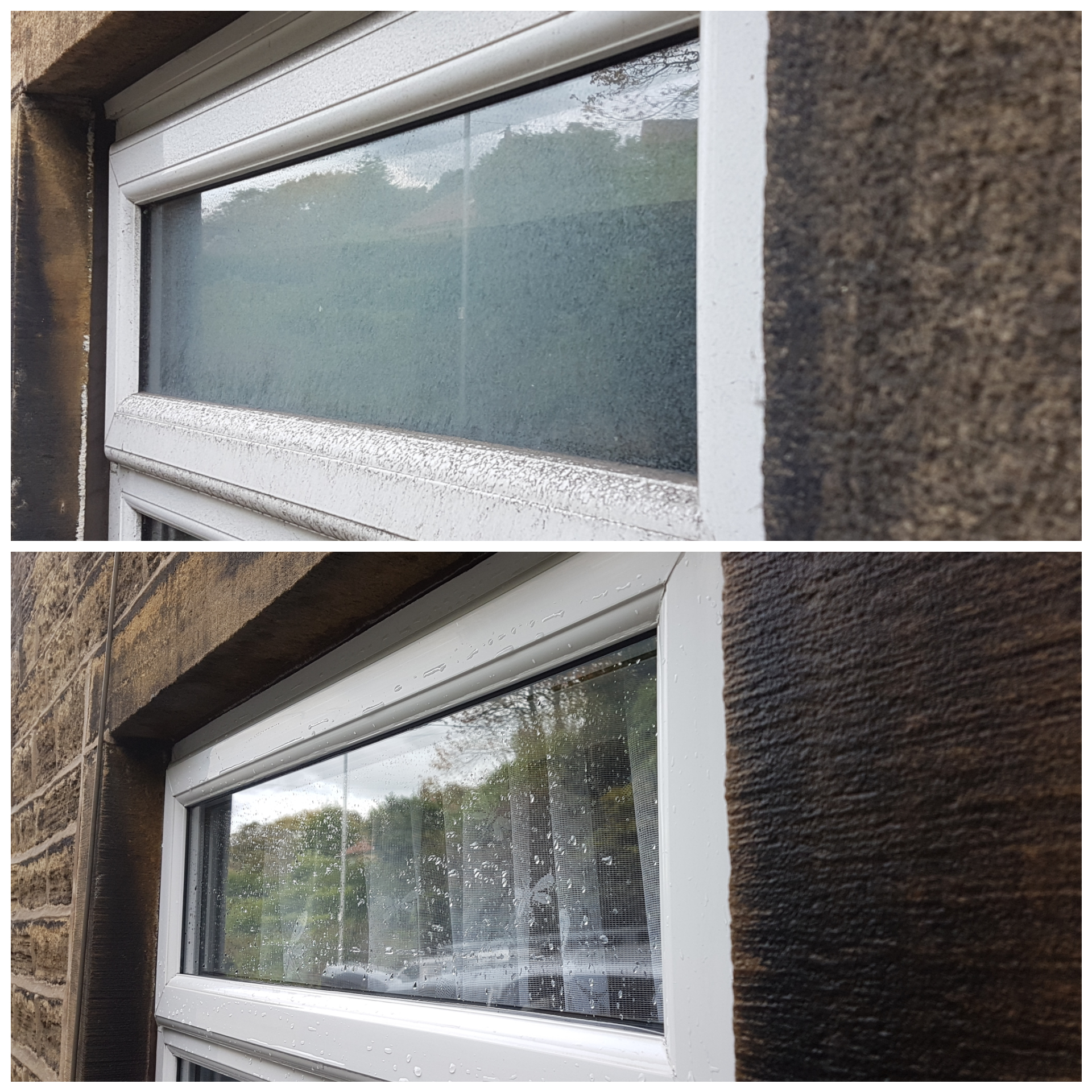 Holmfirth window clean
