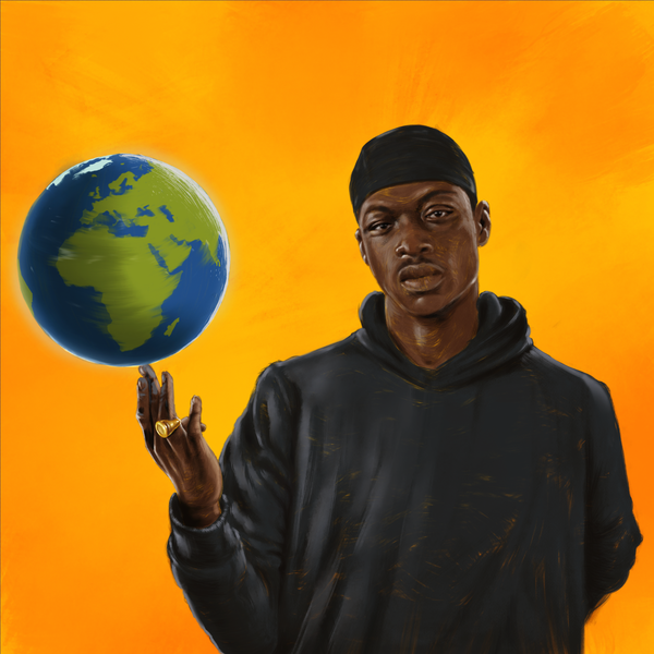 PA SALIEU Painting