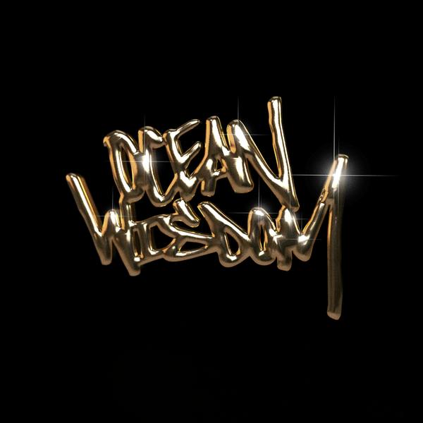 Ocean Wisdom 3D Logo