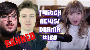JinnyTTY/Sodapoppin Banned, Logic Signs With Twitch, $170,000 Donation - Twitch Drama/News #180