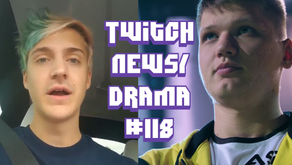 Twitch Drama/News #118 (S1mple Banned, Ninja mad at Twitch, Clix Hacked, New Currency)