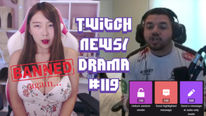 Twitch Drama/News #119 (New Currency Leaks, Streamers Ragequit Twitch Rivals, GrossGore NPC)
