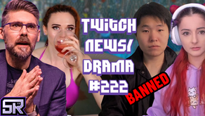 Twtich Respond To Hot Tub Meta, Destiny/Disguised Toast Banned, Phantoml0rd -Twitch Drama/News #222