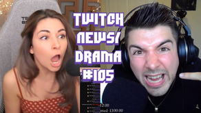 Twitch Drama/news #105 (Alinity Banned After Showing P0rn, Gross GOre Ragequit Podcast)