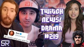 Pokimane on B00bie Streamers, Summit1G Rages At Chat, Super Seducer BANNED - Twitch Drama/News #219