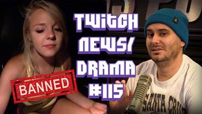 Twitch Drama/News #115 (H3H3 calls out Twitch, BlondieWondie Banned, Trainwrecks on Alinity)
