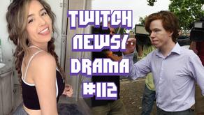 Twitch Drama/News #112 Pokimane Crying After TheScore Video, Drdisrespect Returns,  MrDeadMoth