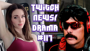 Twitch Drama/News #117 (Amouranth Sais N-Word?, Mitch Scammed $3500, Phantomlord Update)