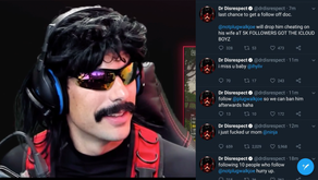 Drdisrespect Twitch And Twitter Accounts Hacked