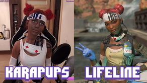 Russian Female Streamer karupups Banned For 30 Days For Blackface Cosplay