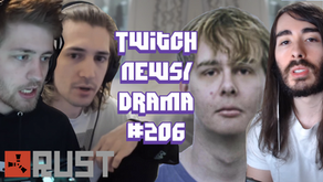 xQc makes Sodapoppin Quit, Streamers On CallMeCarson, Dafran Bans KeemStar - Twitch Drama/News #206