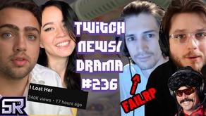 Mizkif Maya Breakup, AdinRoss MC Drama, xQc Risks Nopixel Ban, Z_Laner Doc - Twitch Drama/News #236