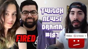 Twitch Staff Fired, Summit Might Quit Twitch, Cr1tikal Striked - Twitch Drama/News #187