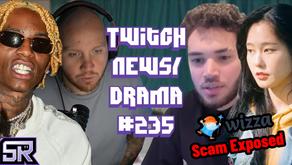 39Daph Exposes Adin, Tim Responds to SouljaBoy, Mizkif Shuts Down NFT Site - Twitch Drama/News #235