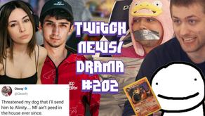 100 Theives Members Harass Alinity,  Sodapoppin Pokemon Destroy, Dream Cheat- Twitch Drama/News #202