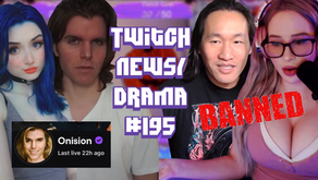 HermanLi DMCA , Onision Partnership Removed, Pink_Sparkles Banned - Twitch Drama/News #195