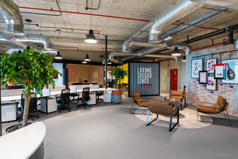 Office spaces-Veena Siddhart