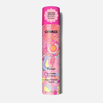 PINK SPECIAL EDITION Fluxus Touchable Hairspray