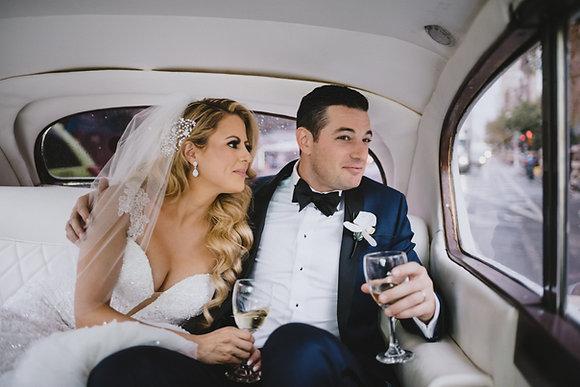 WEDDING DEPOSIT - HAIR & MAKEUP