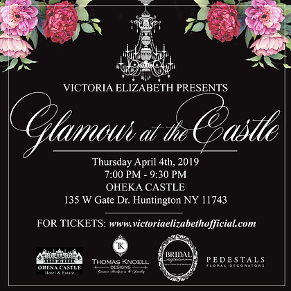 Glamour At The Castle