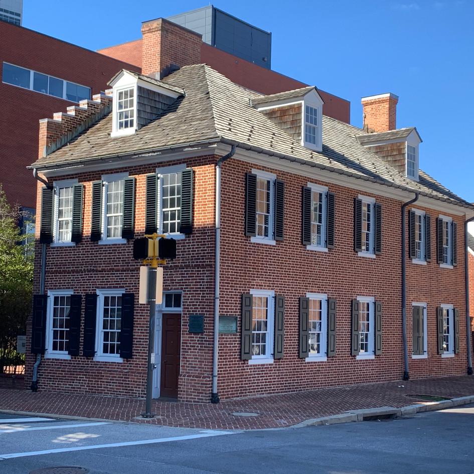 The Star-Spangled Banner Flag House