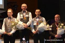 Biljartpoint Masters  2016 in Berlicum