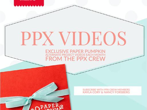 December 2020 Paper Pumpkin & PPX Crew