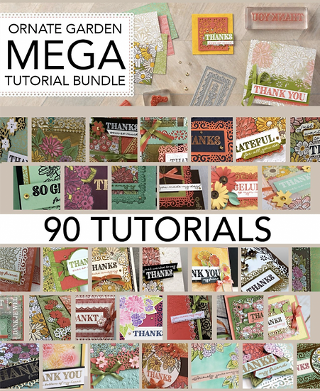 MEGA Tutorial Bundle: Ornate Garden