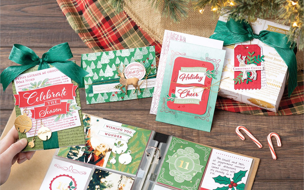 Wonder of the Season Suite Stampin' Up