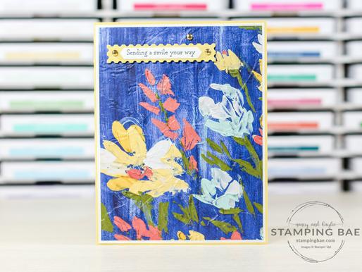 Fine Art Floral Blog Hop