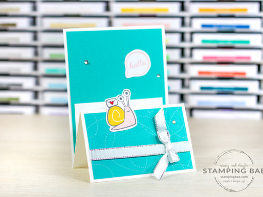 Snail Mail No Ink Card (MMM)