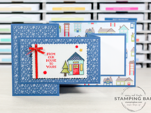 Creative Stampers Tutorial Group Blog Hop - Coming Home