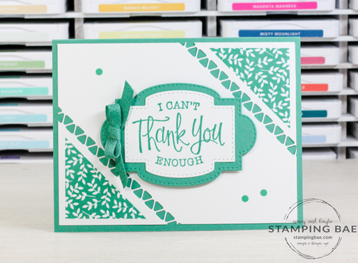 Just Jade Thank You Card (MMM)