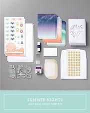 July Paper Pumpkin Kit Case Insert
