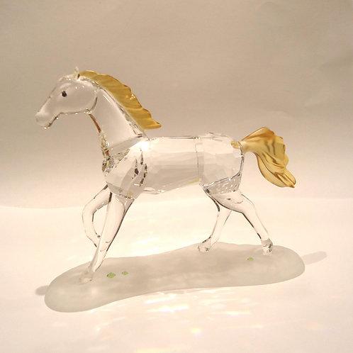 Άλογο από κρύσταλλο Preciosa