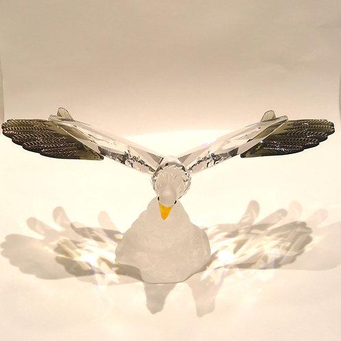 Αετός από κρύσταλλο Preciosa