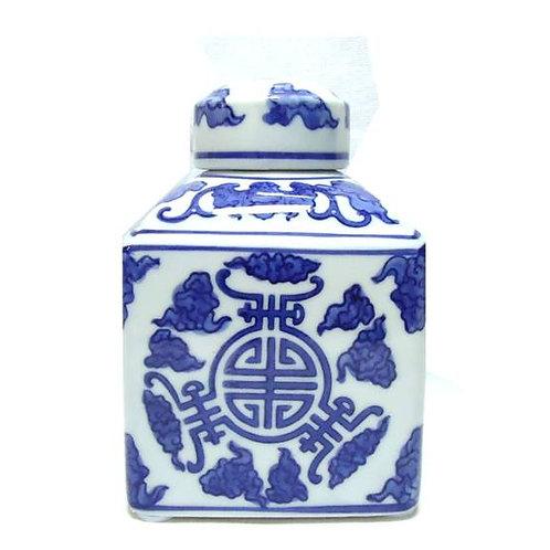 Βάζο με κινέζικο ιδεόγραμμα τύχης-φοντανιέρα