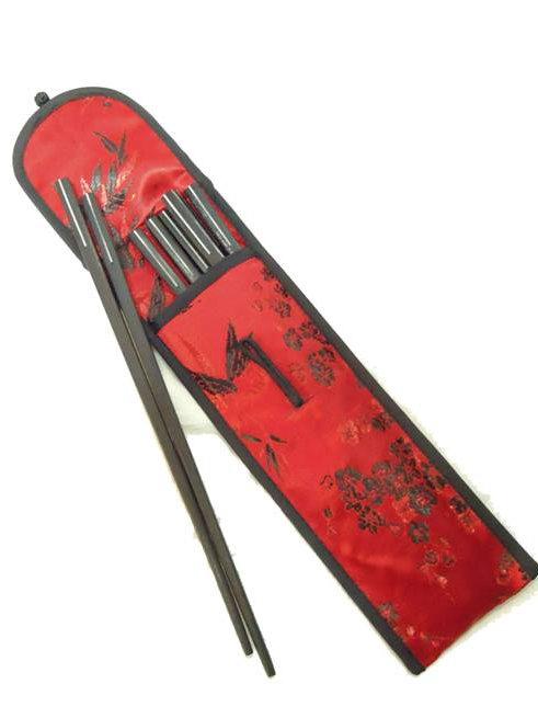 Κινέζικα ξυλάκια-chop sticks με θήκη