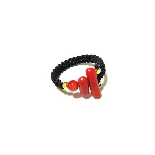 Δαχτυλίδι από Κοράλι