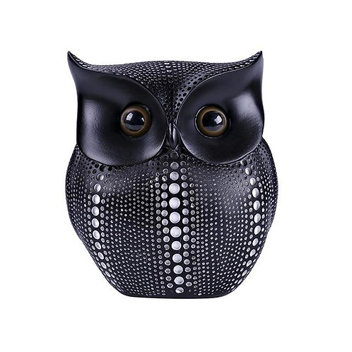 The Watchers Owl Sculpture
