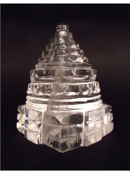 Κρυστάλλινη πυραμίδα Vastu από Χαλαζία