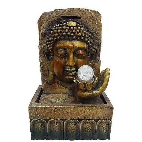 Συντριβάνι με Ινδικό Βούδα