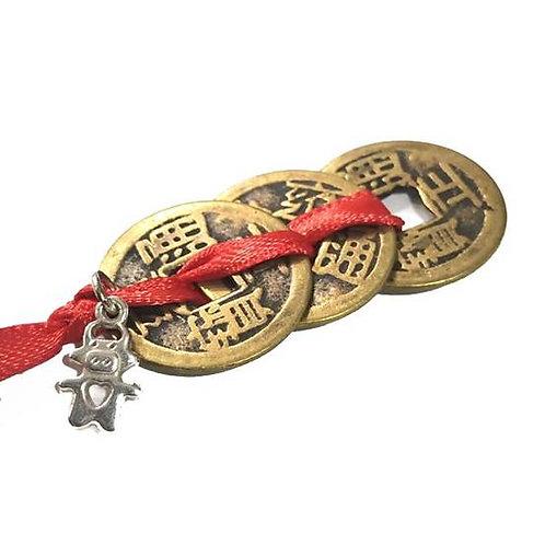 Κινέζικα νομίσματα με το Βόδι για το 2021